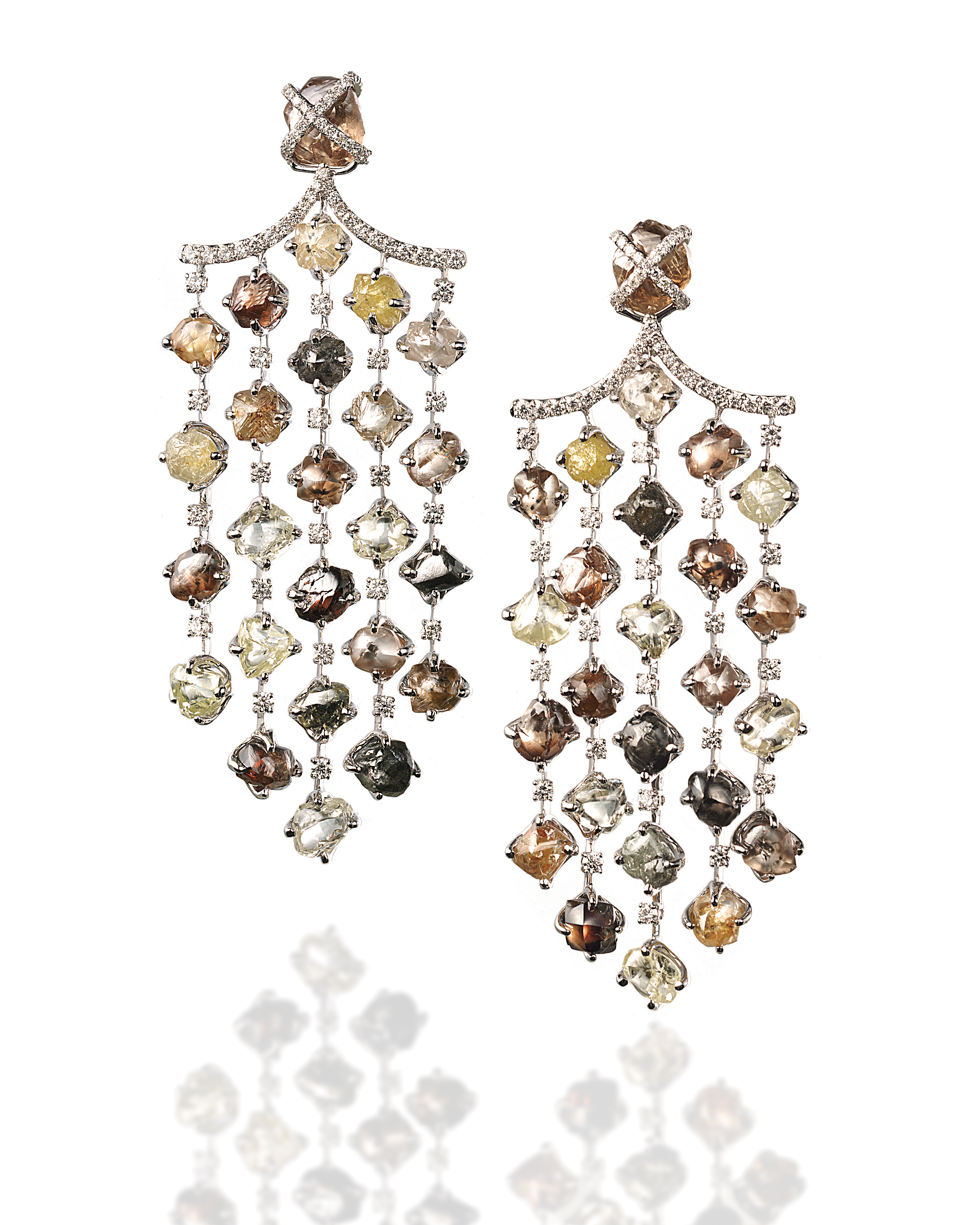 Multi Drop Astra Earrings AEW1062PDW8